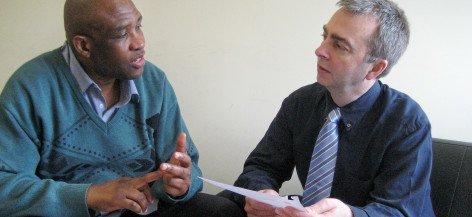 Restore mentoring