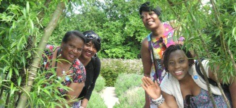 Restore women's outing to Blakesley Hall