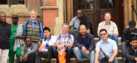 Men's trip to Stratford-upon-Avon